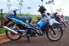 Modifikasi Supra X 125 Fi by Modifikasi Supra X 125 Fi Road Race Racing Thailook