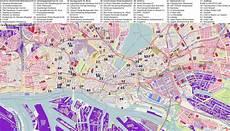 Hamburg Sehenswürdigkeiten Karte - city maps hamburg