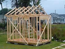 Construire Un Cabanon Constuire Une Cabane