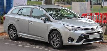 Toyota Avensis  Wikipedia