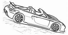 Malvorlagen Auto Porsche Porsche Gt Techart Car Coloring Page Cars