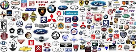 Origins Of Car Company Logos  Here's A Look At The