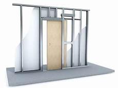 porte coulissante dans cloison une porte coulissante dans une cloison l 233 g 232 re en plaques