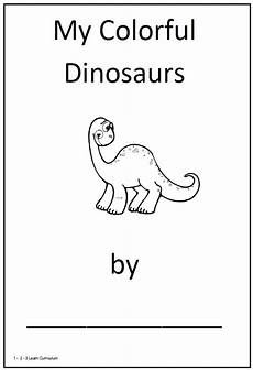 1 2 3 learn curriculum my colorful dinosaurs book