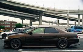 TOYOTA CHASER / JZX100  Weird Cars Toyota Jdm