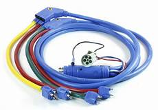 grote wire harness 66004 ubs harness version rear sill option 52 quot ground return abs connection