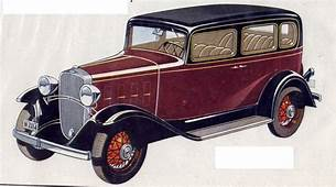 1932 Chevrolet Special Sedan Six Related Infomation
