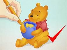 winnie the pooh how to draw winnie the pooh 15 steps with pictures