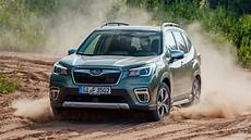 2020 subaru forester hybrid and xv hybrid pricing revealed