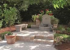 fontaine de terrasse r 233 alisation d un terrasse pav 233 e et de sa fontaine