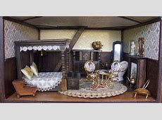 Happy Little Worlds: Retrofit the Kit Tudor Dollhouse