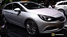 opel astra sports tourer 2017 2017 opel astra sports tourer 1 6 diesel exterior and