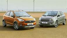 2019 ford ka plus active and ka plus spacious and