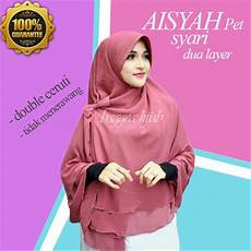 Jual Jilbab Syari Modern Cantik Modis Instan