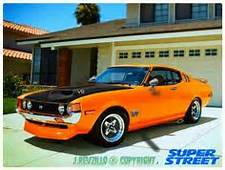 1000  Images About 1977 Toyota Celica GTs On Pinterest