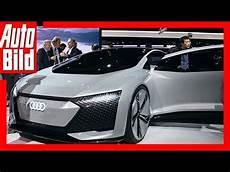 Audi Iaa 2017 - audi aicon concept iaa 2017 sitzprobe details review