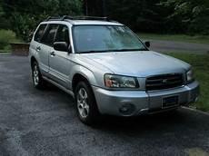 2004 Subaru Forester 2 5xs