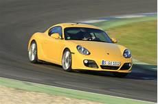 Porsche Cayman Typ 987c Technische Daten Zu Allen