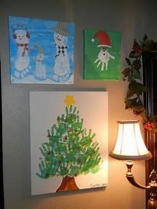 Basteln Kleinkinder Weihnachten - 30 tree crafts for a and a