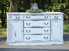 Shabby Chic Buffet Sideboard By Seppiafurniture On Etsy