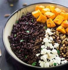 Schwarzer Reis Gesund - 1001 ideen f 252 r schwarzer reis rezepte und vorteile f 252 r