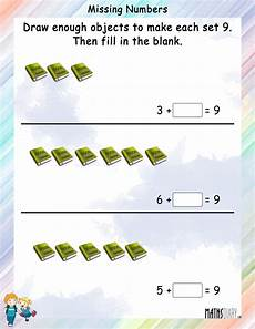 counting grade 1 math worksheets page 3
