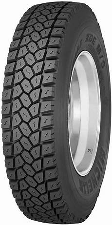 255 80r22 5 michelin xde commercial truck tire 14 ply lr