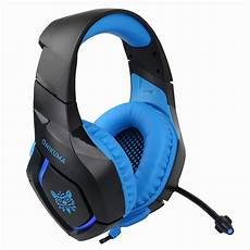 Onikuma Headphones Gaming Headset Noise Cancelling by Onikuma K1 B Gaming Headset Headphones With Microphone