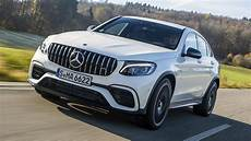 Mercedes Amg Glc 63 - 2018 mercedes amg glc 63 s 4matic coupe review autoblog