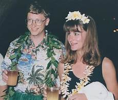 it s bill gates birthday and as usual his wife melinda
