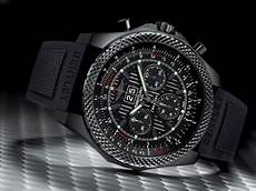 breitling for bentley 6 75 midnight carbon chronographen
