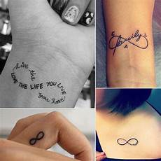21 infinity sign tattoos you won t regret getting tatoo