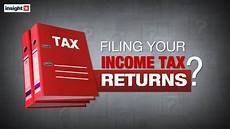 filing your income tax returns 10 changes in itr procedures this year moneycontrol com