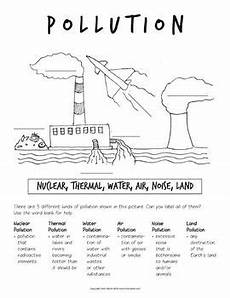 6 types of pollution pollution pictures environmental