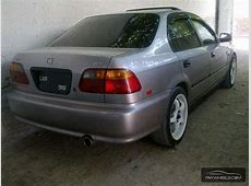 Used Honda Civic VTi Oriel 2000 Car for sale in Peshawar