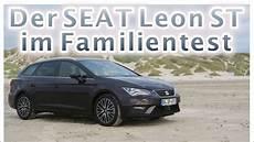 Der Neue Seat St Im Familientest Pl 228 Tze Autositze
