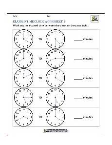 time duration worksheets grade 2 3517 24 hour clock conversion worksheets