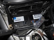 Mercedes Classe C W203 Batterie 233 Change C220 Cdi