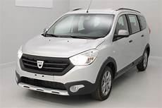 Dacia Lodgy Dci 110 7 Places Stepway Gris Platine Roue
