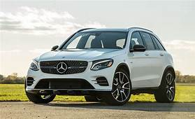 2017 Mercedes AMG GLC43 Test  Review Car And Driver