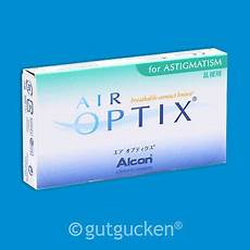 air optix for astigmatism 1 x 3 torische kontaktlinsen