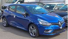 File 2018 Renault Clio Gt Line Front Jpg Wikimedia Commons