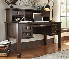 office desk furniture for home townser home office set signature design furniture cart