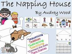 the napping house lesson plans the napping house a sequencing activity with addition and