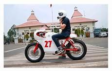 Yamaha Scorpio Modif Murah by Jual Yamaha Scorpio Modif Caferacer Fairing Di Lapak