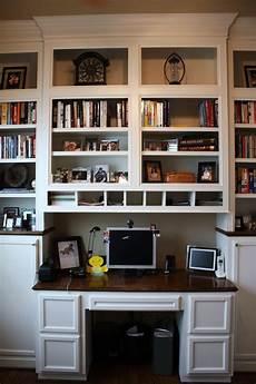 Built In Desks And Bookshelves custom made built in desk bookcases by custom cabinets