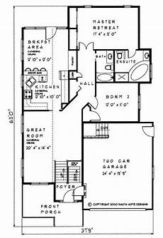 elevated bungalow house plans 2 bedroom raised bungalow house plan rb156 1440 sq feet