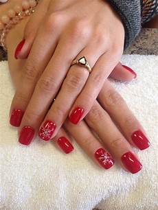 christmas gel nail design yelp