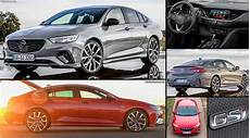 opel insignia gsi 2018 pictures information specs