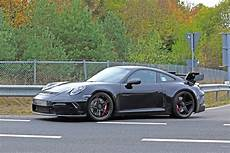 2020 porsche 911 gt3 2020 porsche 911 gt3 prototype shows production